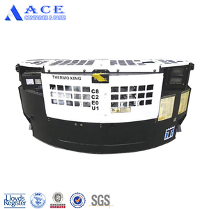 15kw Clip-On 및 Underlung 형 New ISO 냉장 Container Genset 용 열 왕 발전기