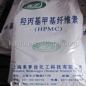 chemical product of hpmc used in building