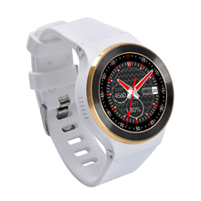 3G Android smart watch with heart rate and app install function