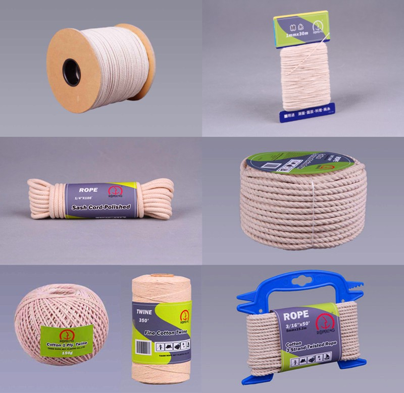 High Quality Cotton Piping Cord