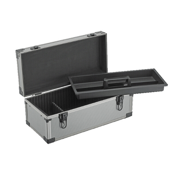 China Wholesale Aluminum Barber Tool Case First Aid Kit Tool Box ...