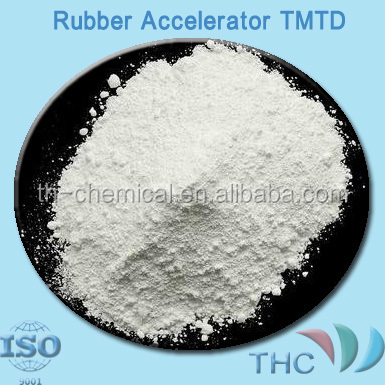 rubber accelerator TMTM price free samples rubber chemical