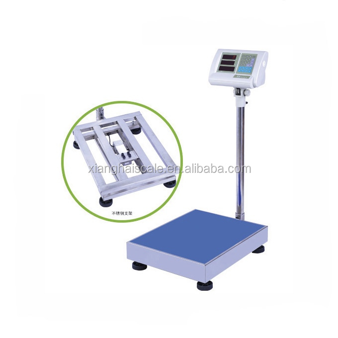 Whole Stainless Steel TCS 100kg Electronic Price Platform Weighing Scales