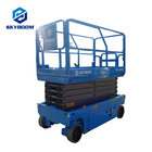6m~16m Self propelled Scissor lifts Aerial work platform price
