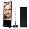 "Full HD Super Slim Interactive LCD Wifi 55"" LCD Advertising Player"