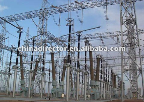 Substation/Switch Yard Steel Structure