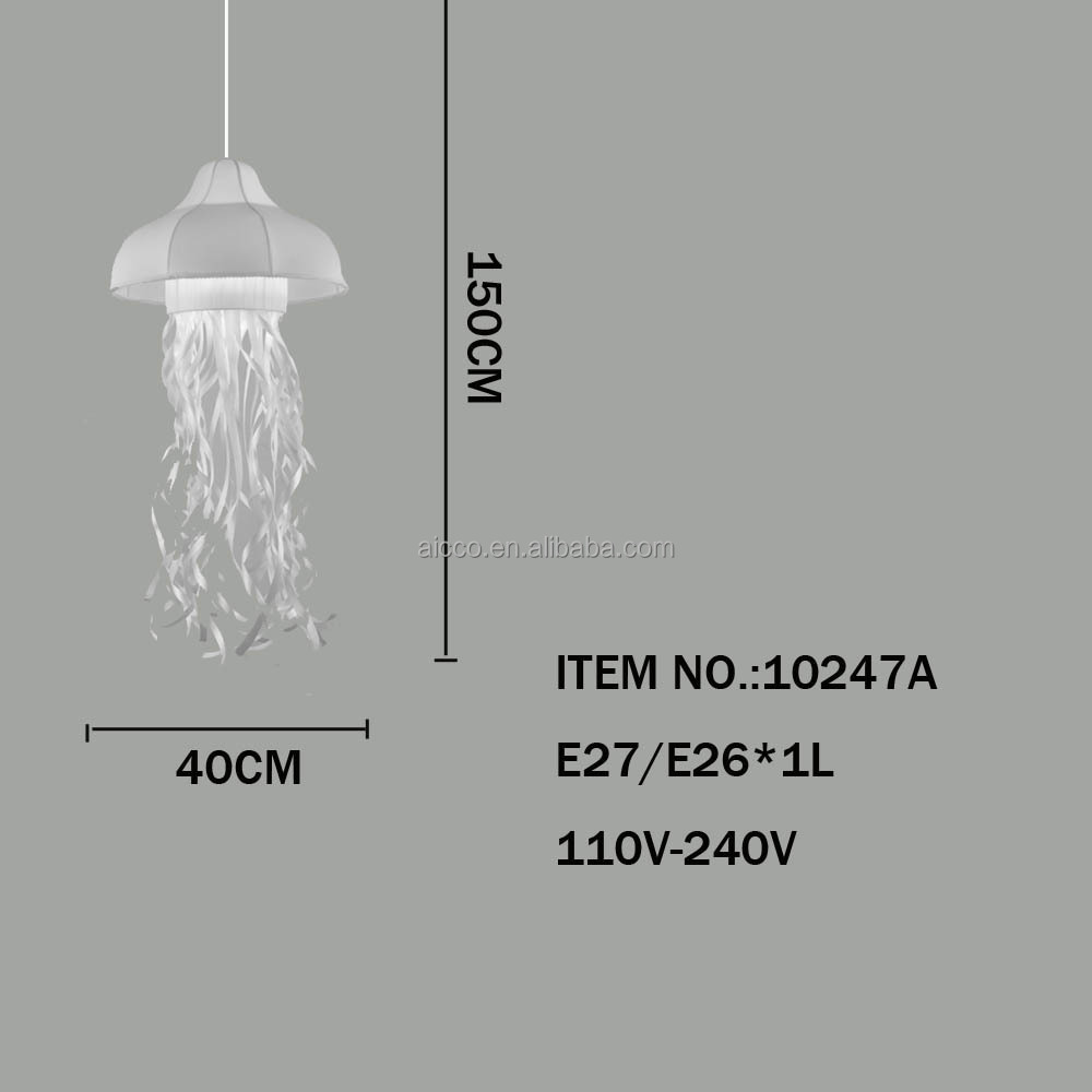 Fabric Jellyfish Decorative Hanging Fabric Jellyfish Kids Modern Pendant Lighting  sc 1 st  Zhongshan Guzhen Fengshu Lighting Factory - Alibaba & Fabric Jellyfish Decorative Hanging Fabric Jellyfish Kids Modern ... azcodes.com