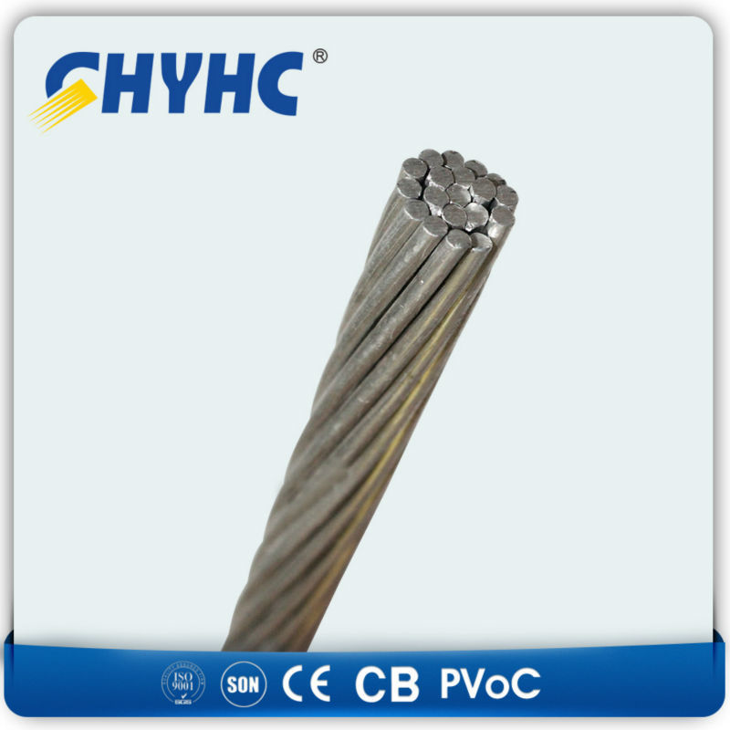 ACSR Aluminum Conductor Steel Reinforced acsr cores xlpe insulated aerial cable