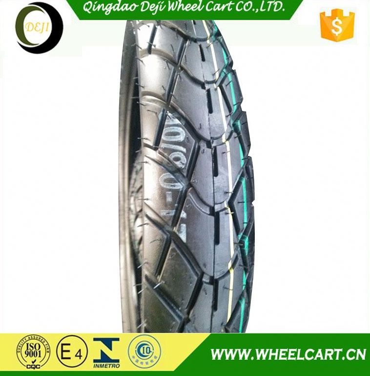 All Normal Sizes Scooter Motorcycle Tyre 2.75-17 4pr/6pr