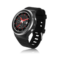smart watch phone S99 MTK6580 android 5.1 GPS quad core google store 3G/2G heart rate monitor
