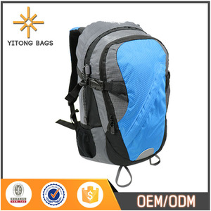 China 2016 New Products Multifunction Daily Traveling Bag Oem Hiking Backpack