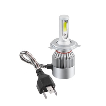 Super Bright Car led headlight 3800lm 36W auto lighting system universal size led headlight bulb