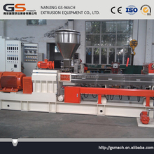 Wholesale market plastic twin screw extruder import china goodsS