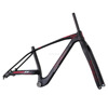 ICAN New 29+ MTB Carbon Frame Di2 Capable PF30 Only Carbon MTB Frame