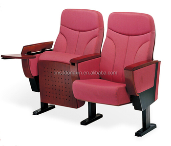 high end theater seating cinema seating auditorium seating with writing table