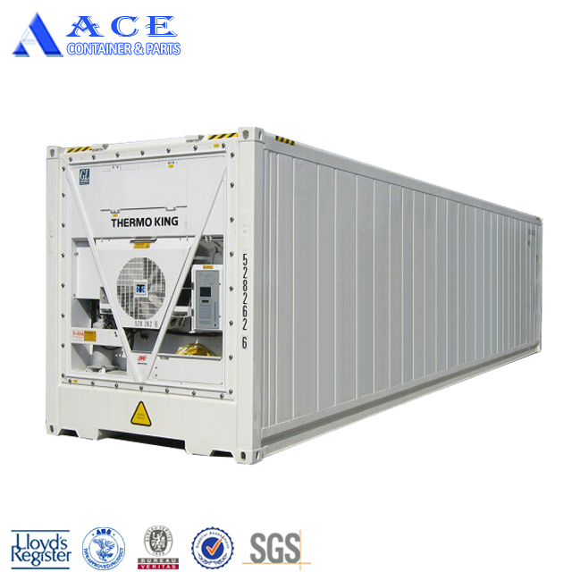 US Thermo King Brand Cooling Units 40ft Reefer <strong>Container</strong>