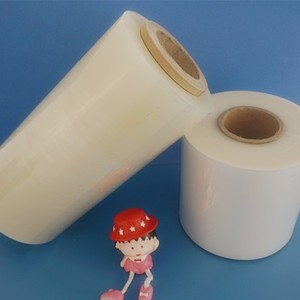 Eco-friendly POF Shrink Film Plastic Wrap For Outer Package