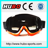 Top quality shatter resistant high impact PC lens motorcross goggle