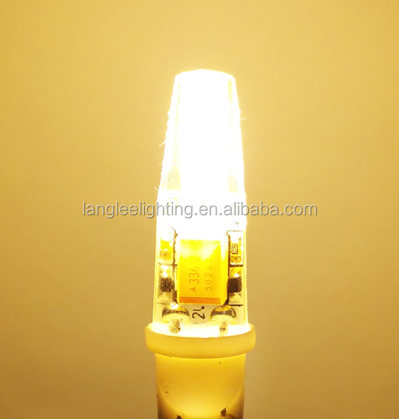 T10 Wedge Base 1.5W COB LED Car Licence Light 9-30VDC