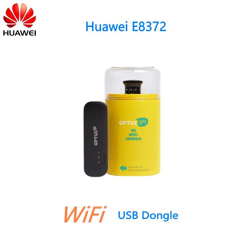 Unlock 4g Usb Wifi Modem With Car Kit Huawei E8372