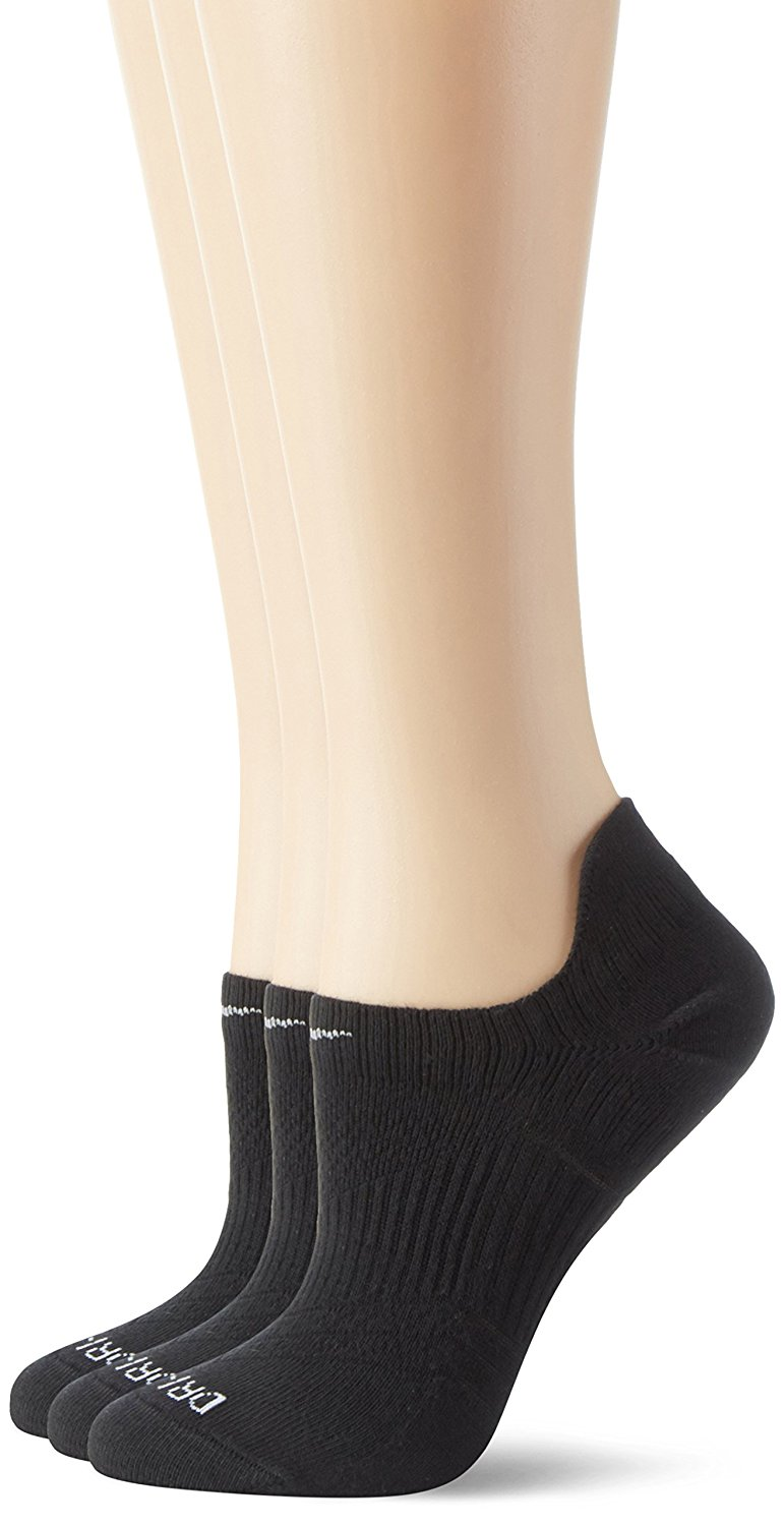 f17610e3a9b156 Get Quotations · Nike Dri-Fit Cushion Women's Anklet 3 Pack Running Socks -  SP16