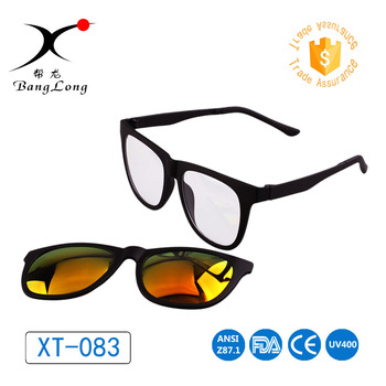 Factory custom best selling reading sunglasses magnet glasses for myopia