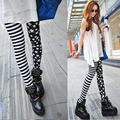 Hot Sale Maternity Womens Ladies Fashion Slim Stretchy Horizontal Stripe Star Leggings Pants