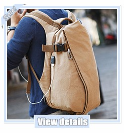 Sale small back pack school teenager denim backpack bags for college students