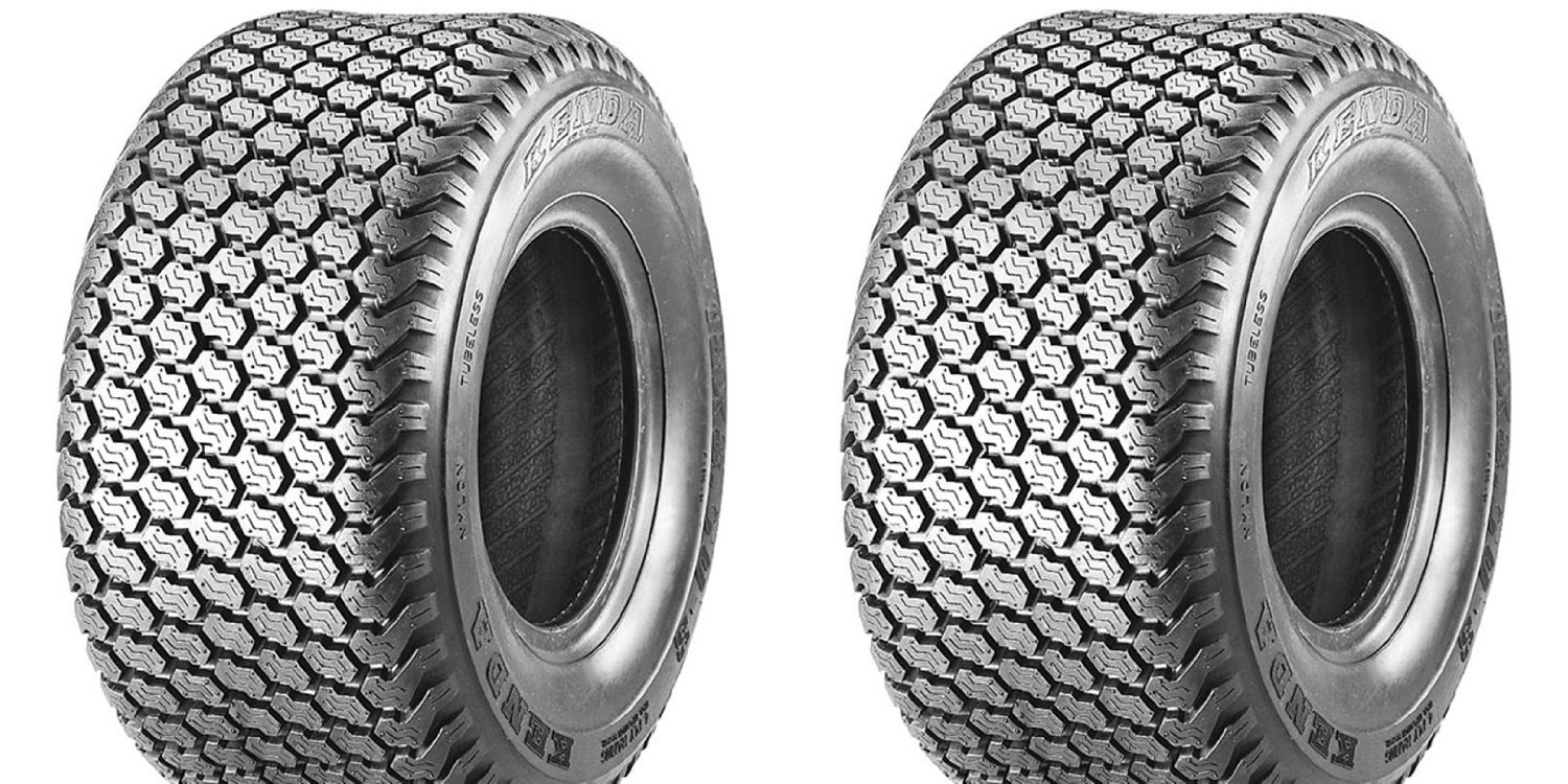 TWO NEW 16X6.50-8 LAWN TIRE INNER TUBE TR13 16//6.50-8 16 6.50 8