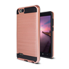 Korean Style Cell Phone TPU PC Case for for ZTE Z965 mobile cases and covers for ZTE Z965 rose gold combo case