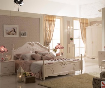 Wedding Bedroom Furniture White Color Romance Best Ing New One