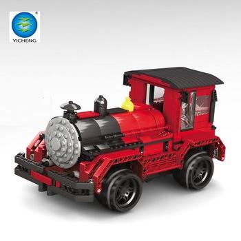 2018 christmas toys railway toy train steam train rc train
