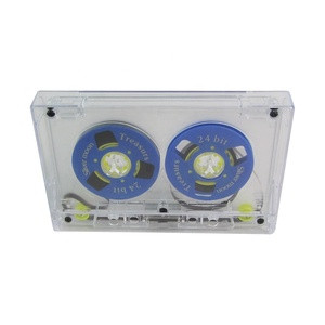 portable blank colored musical audio cassette tape for sale