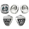 Newest NFL Championship rings 2017 Philadelphia Eagles LII Football Championship Ring