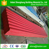 chemical plant roof tile of mgo roofing sheets acid and alkali resistant