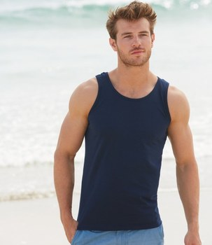 7094986192bf3 China Best Clothing Manufacturers Blank Men s Singlet Gym Sport 95% Cotton  and 5% Spandex