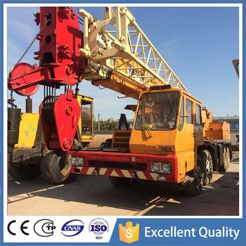 four section boom manual transmission used tadano mobile crane rh alibaba com Electric Pickup Truck Crane Crane Operations Manual