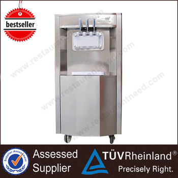 Countertop Soft Used Vending Ice Cream Machine For Sale - Buy Soft Ice ...