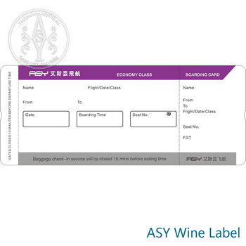 Anti Counterfeiting Paper Material Hologram Label For Student Id Card University Certificate by ASY GROUP