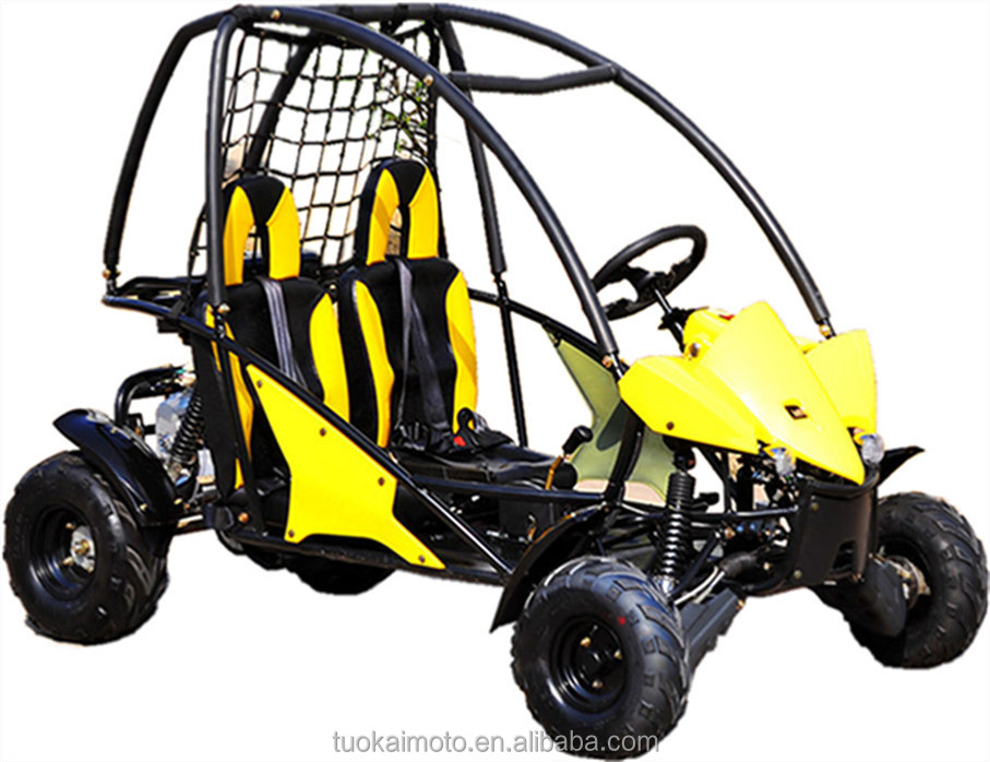 kids buggy 110cc/automatic or manual go kart / cheap go kart for kids drive (TKG110-K2)