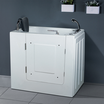 Merveilleux HS 1103 Deep Walk In Old People Bathtub With Shower For Old People And  Disabled