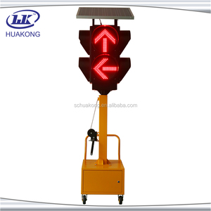 LED traffic light housing moving lights factory