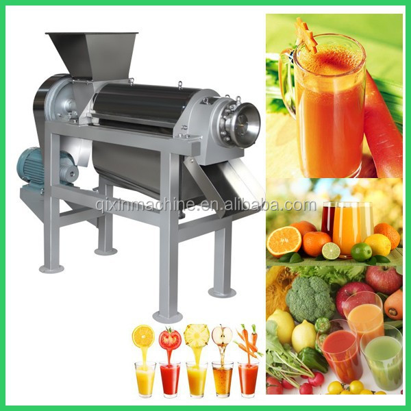best quality the most popular industrial juicer maker machine