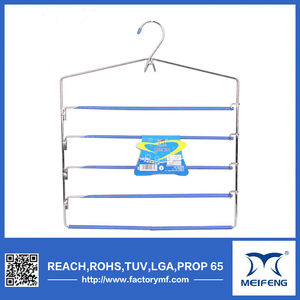 Clothes Metal Wire Coat garment hanger loops
