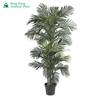 indoor artificial palm trees plants bonsai plants decorative for