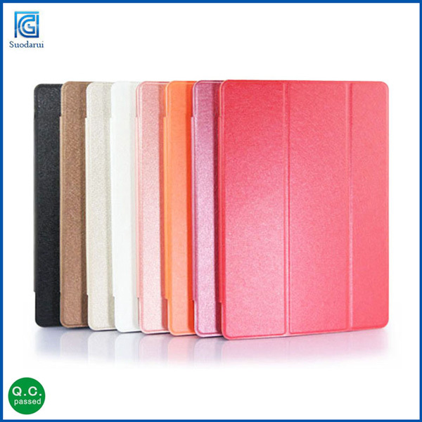 Sale Promotion Smart Cover For iPad mini 3 Ultra Slim Flip Leather Cover PC Back Case