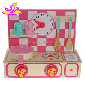 Beautiful Kids Kitchen Set Toy Cute Wooden Kitchen Sets Toy For Children Lovely Wooden Toy Kitchen Play Set For Baby W10c088 Buy Kitchen Toy Toy