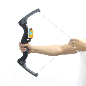Electronic Toy Style Wireless Remote AR Game Gun Controller, ABS Plastic Type AR Game Guns