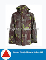 2014 New Designer Men Winter Jacket, Young Men Clothing, Printed Men Winter Jacket