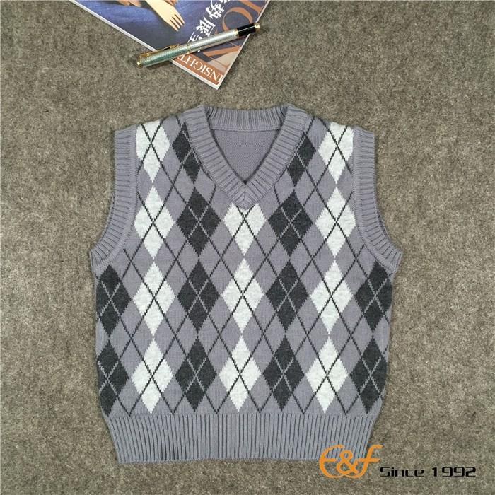e10f41e49 100%cotton Baby Boy Sweater Designs Kids Knit Vest Sweater - Buy ...